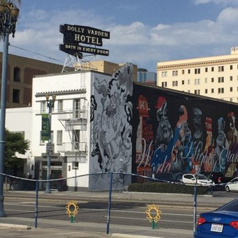 Photo Of The Varden Hotel Long Beach Ca United States Mural