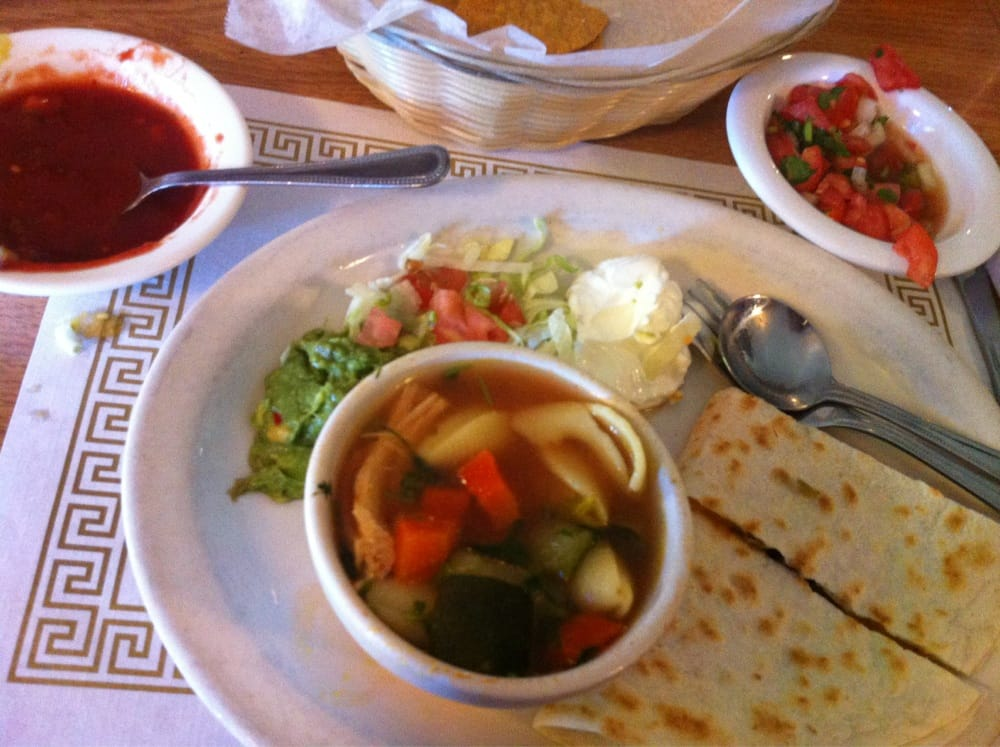 Dona Esther Mexican Restaurant Menu