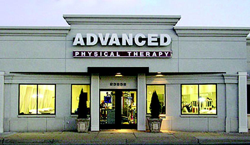 Advanced Physical Therapy: 23852 Michigan Ave, Dearborn, MI