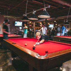 Montford Billiards Photos Reviews Lounges - Pool table movers charlotte nc