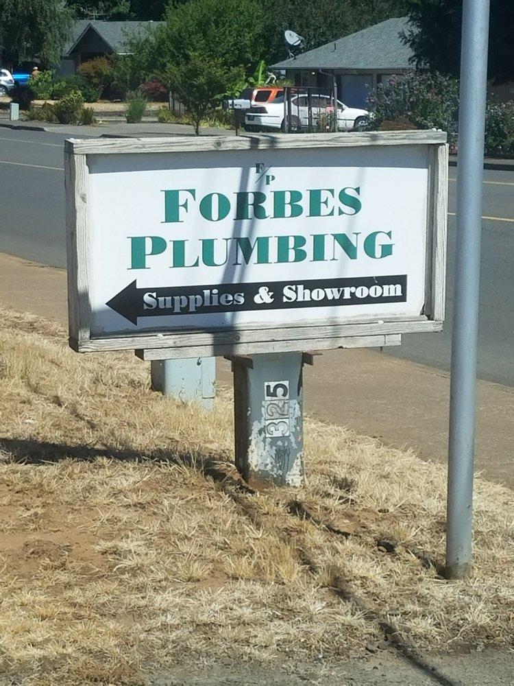 Forbes Plumbing: 325 Orchard Dr, Dallas, OR