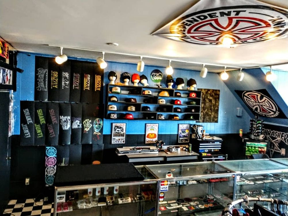 Nomad Skate Shop: 2610 Madison Ave, Indianapolis, IN