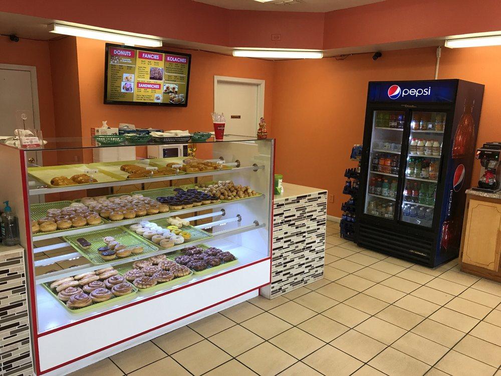 Simply Donuts: 100 Florida St, East Brewton, AL