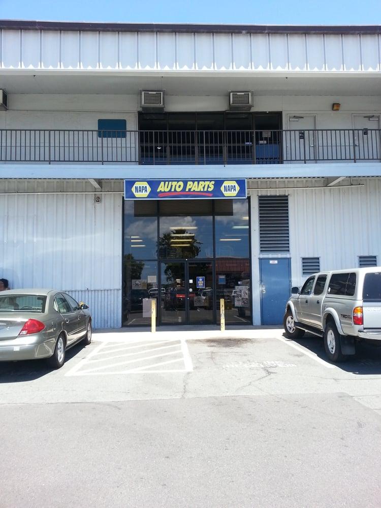 Napa Auto Parts: 98-025 Hekaha St, Aiea, HI