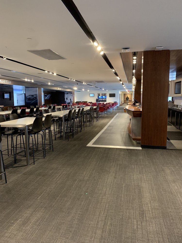 Social Spots from Red Bull Arena