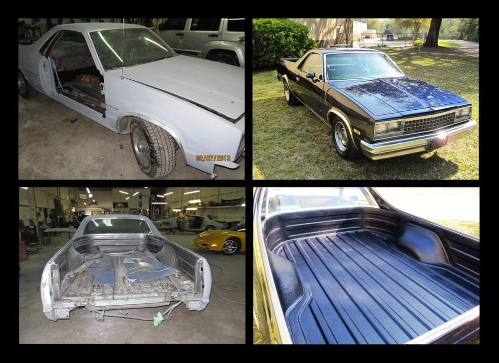 Thompson enterprises of jacksonville 43 photos body for Mercedes benz of arlington body shop