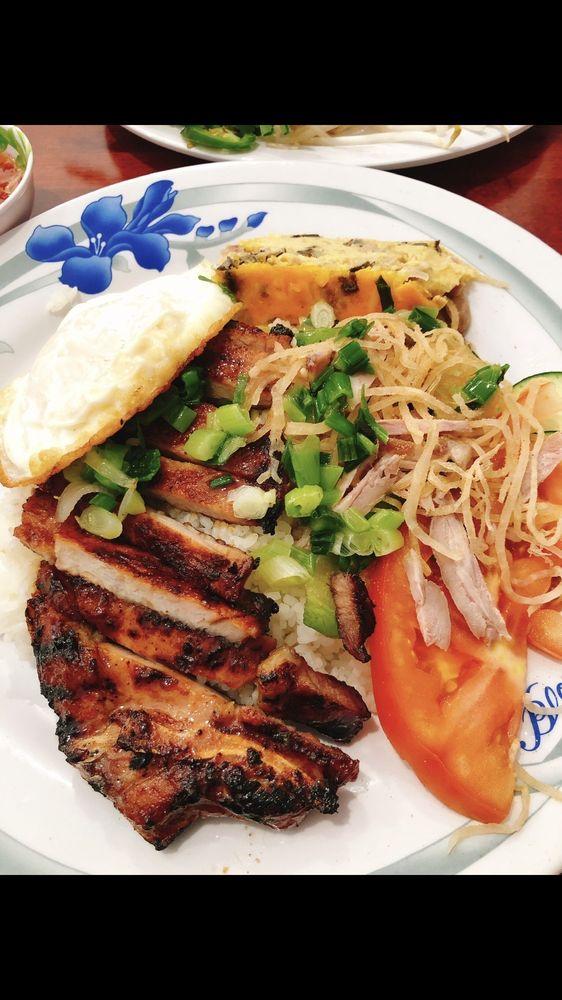 Food from Saigon Garden
