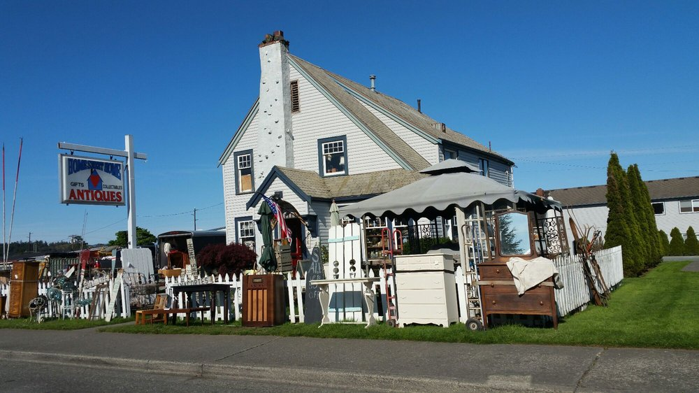 Home Sweet Home Antiques: 2701 Commercial Ave, Anacortes, WA