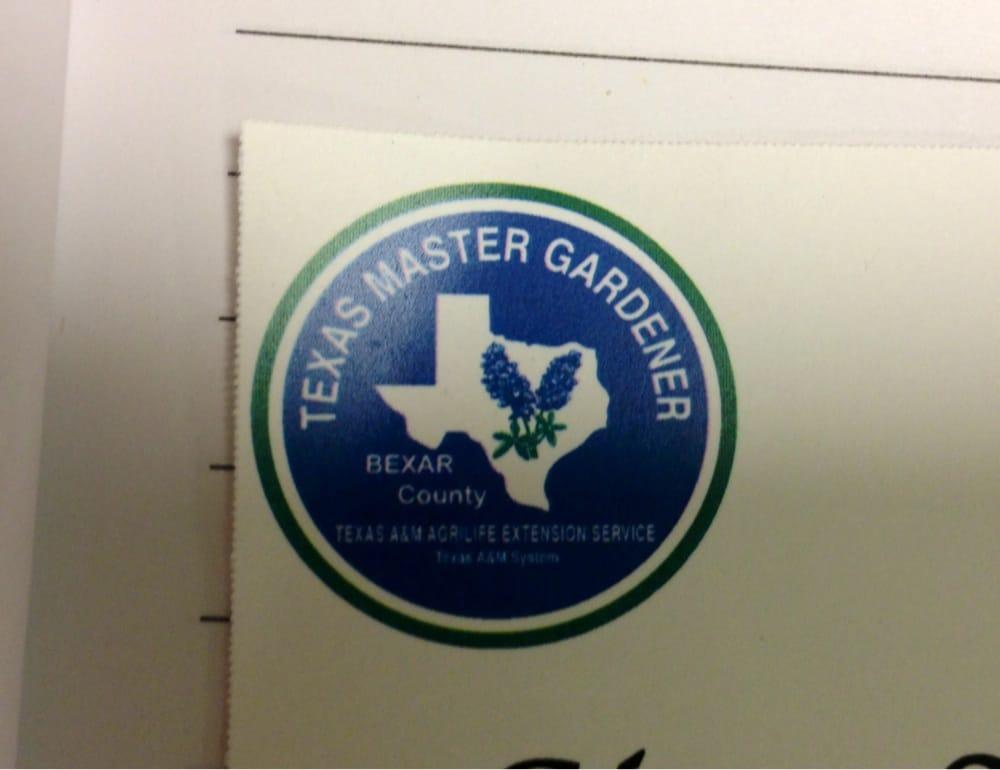 Bexar County Master Gardeners - Community Service/Non-Profit