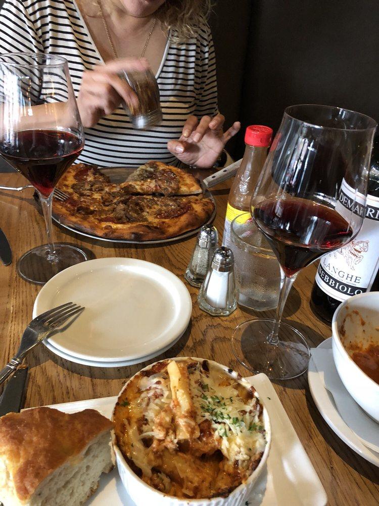 Social Spots from Quanto Basta: Italian Eatery & Wine Bar