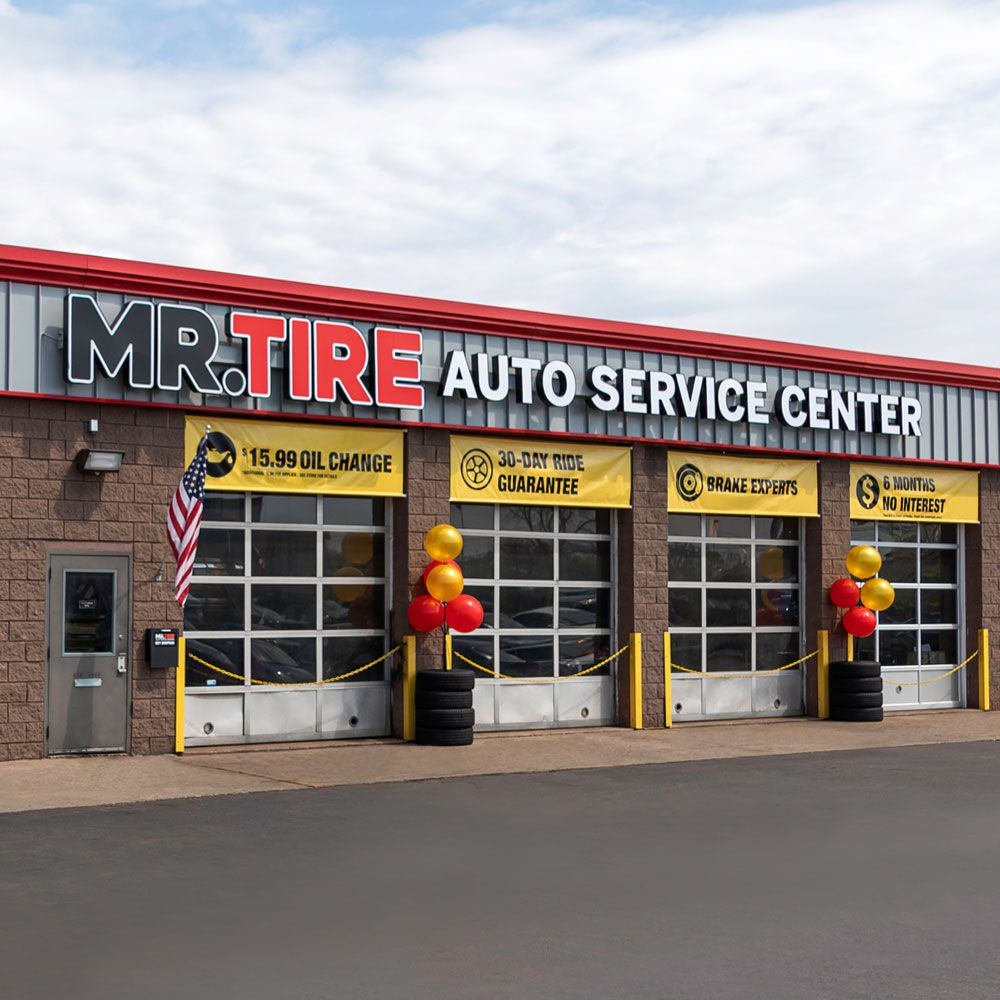 Mr. Tire Auto Service Centers: 605 Haddonfield-Berlin Rd, Voorhees, NJ