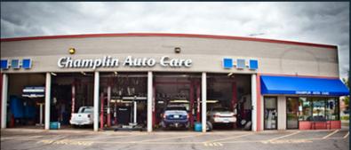 Champlin Auto Care: 12130 Champlin Dr, Champlin, MN