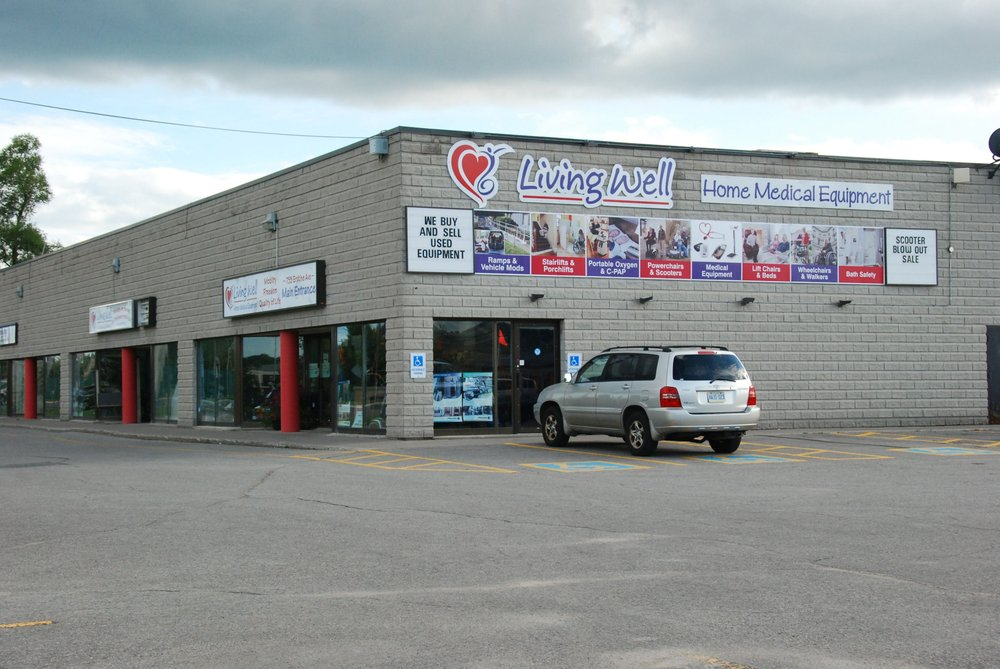 meet 010ec 5442b Living Well Home Medical Equipment - Medical Supplies - 755 Erskine Avenue,  Peterborough, ON - Phone Number - Yelp