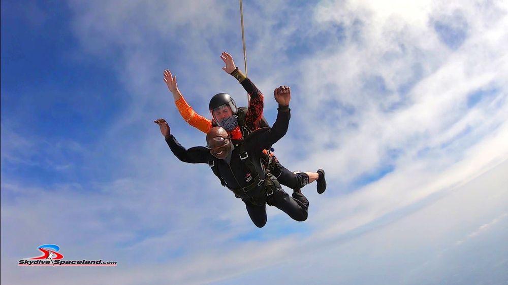 Skydive Spaceland-Atlanta: 1195 Grady Rd, Rockmart, GA