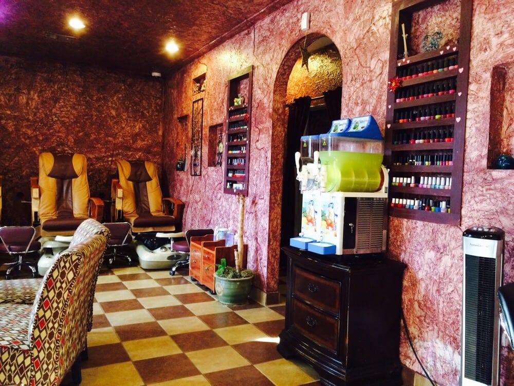 Photos for hollywood nail spa yelp for Nail salon winter garden village
