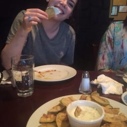 Italiana's - New City, NY, United States. we love zucchini chips