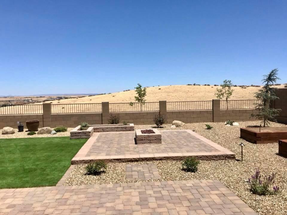 Wright Brothers Landscape: Prescott, AZ