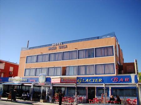 h 244 tel restaurant bar le vela hotels 210 boulevard du front de mer port la nouvelle