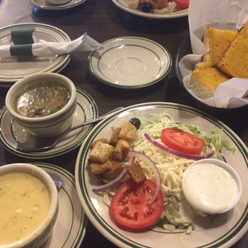 Photo Of Paron S Italian Restaurants Akron Oh United States Soup And