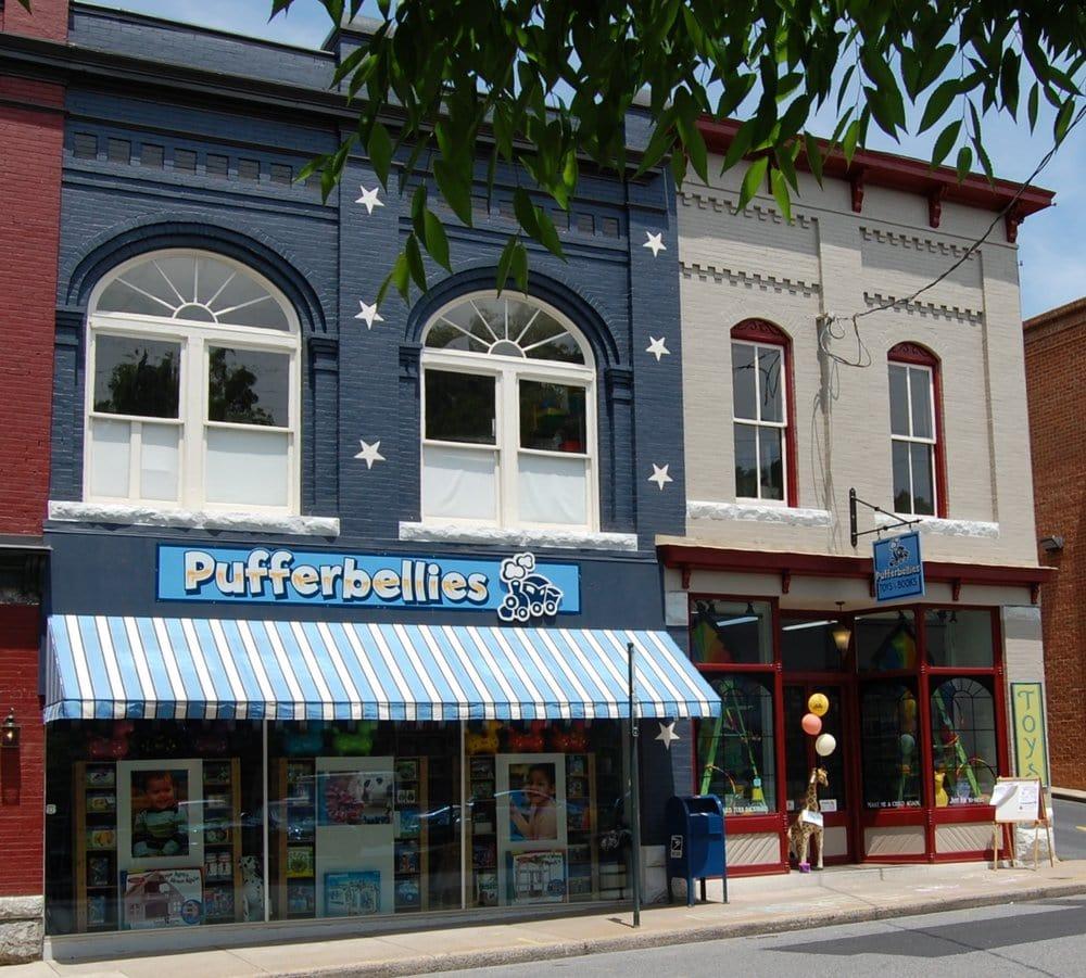 Pufferbellies Toys & Books: 15 W Johnson St, Staunton, VA