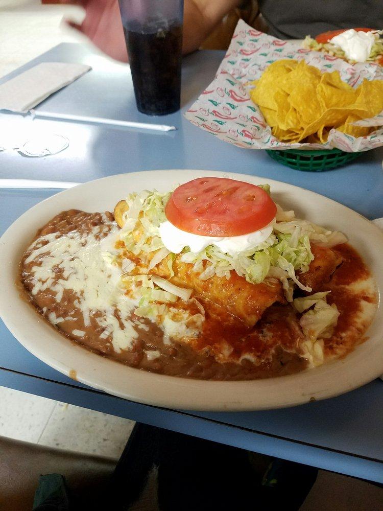 El Sombrero Mexican Grill: 222 S Main St, Mccormick, SC