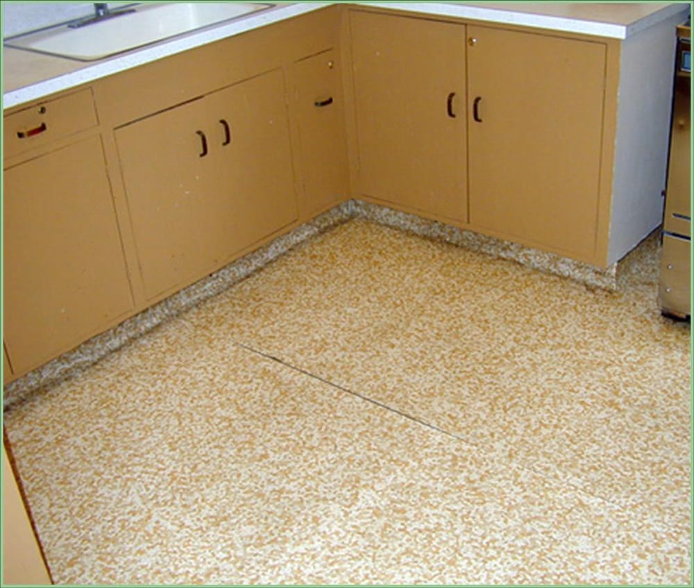 Asbestos Linoleum Floor Yelp - Is there asbestos in linoleum flooring