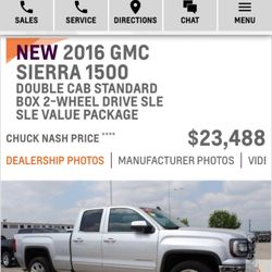 Chuck Nash Chevrolet Buick GMC - 10 Photos & 57 Reviews - Car ...