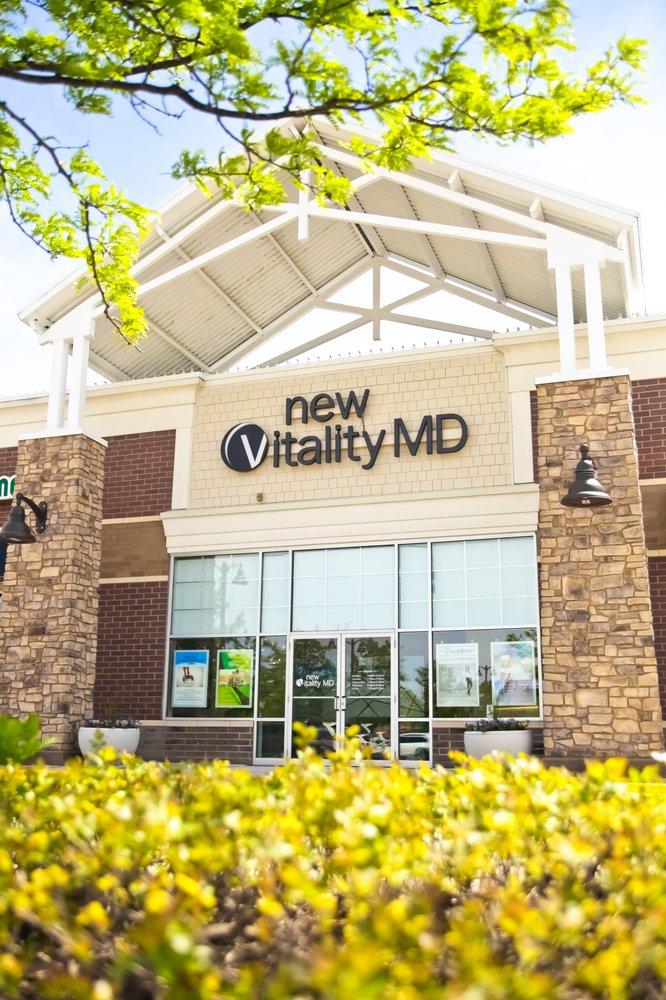 New Vitality MD: 20771 N Rand Rd, Kildeer, IL