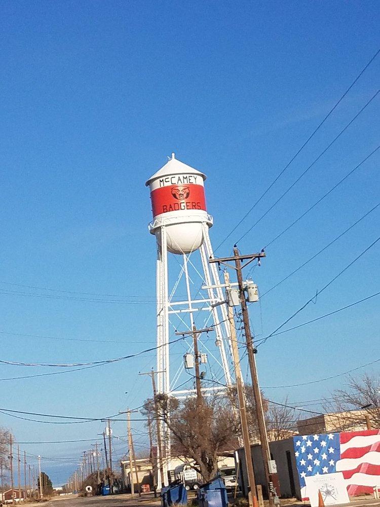 Allsup's Convenience Stores: 1000 S Burleson Ave, Mc Camey, TX