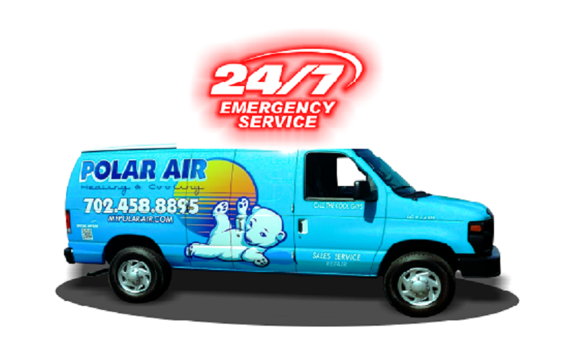 Polar Air Heating & Cooling: 7320 Smoke Ranch Rd, Las Vegas, NV