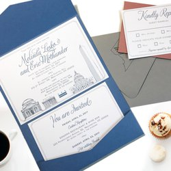 type a invitations 54 photos cards stationery silver