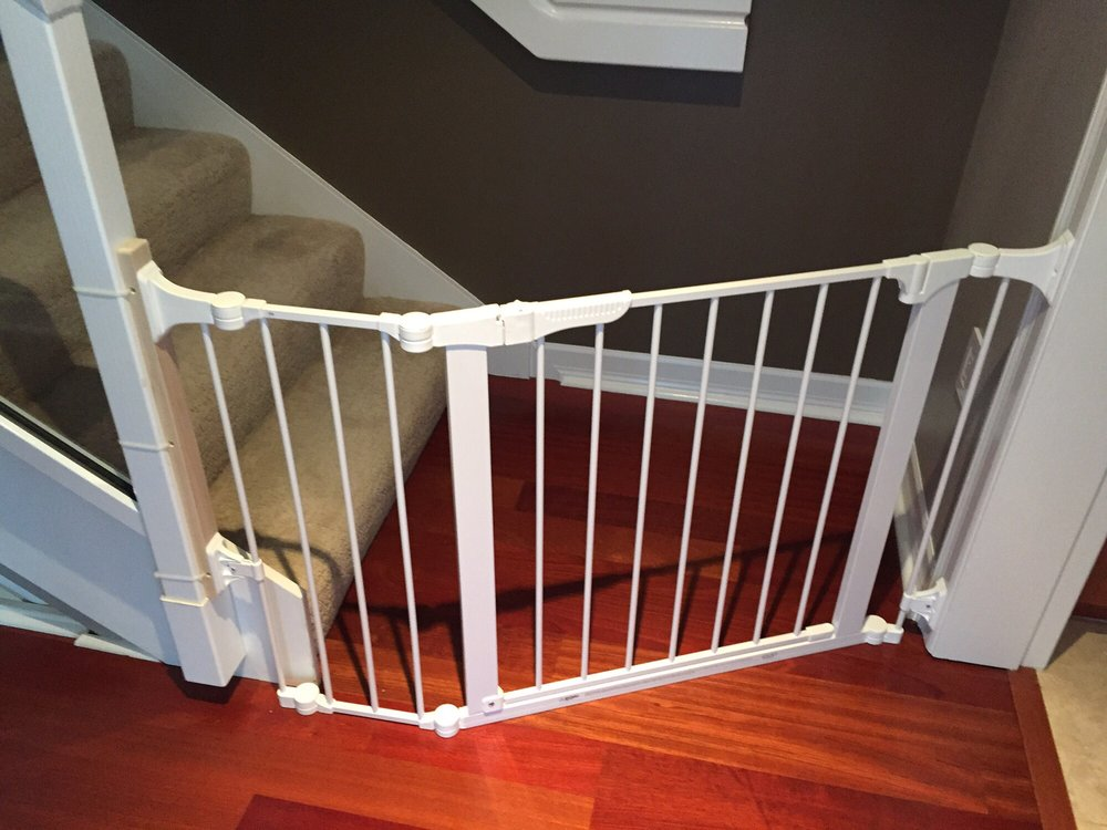 Self Closing Baby Gate On Second Level Home Yelp