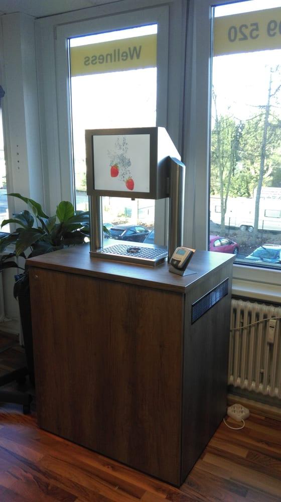 Moderne Zapfstelle für Fitness-Getränke - Yelp