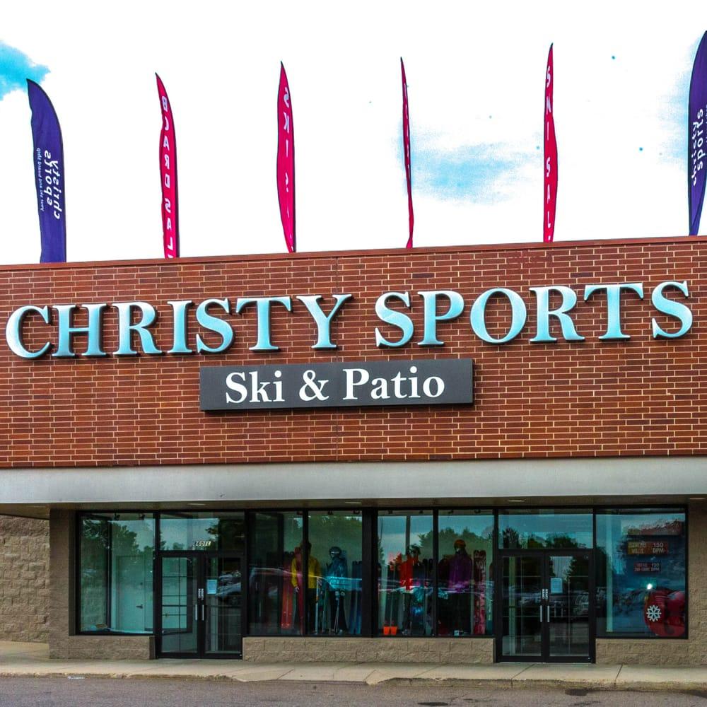 Christy Sports Ski & Patio: 8601 W Cross Dr, Littleton, CO
