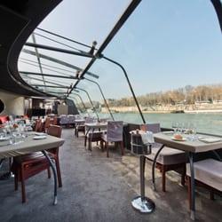 Bateaux parisiens 181 photos 118 reviews boat - Bateaux parisiens port de la bourdonnais horaires ...