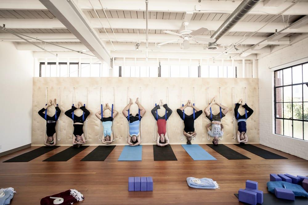 Tree of Life Yoga: 5515 Doyle St, Emeryville, CA