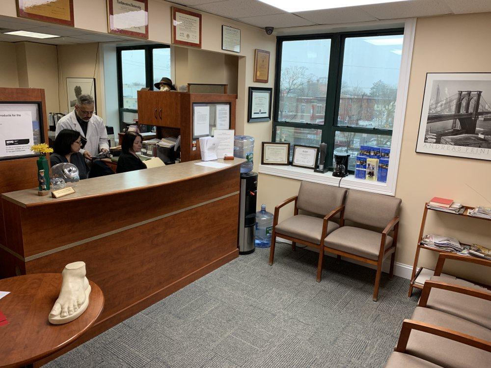 National Prosthetic Orthotic Assoc: 21441 42nd Ave, Bayside, NY