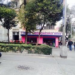 Paleteria La Michoacana Ice Cream Frozen Yogurt Puente De