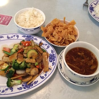 Photo Of Asia Garden Albertville Al United States Veggie Delight Sweet