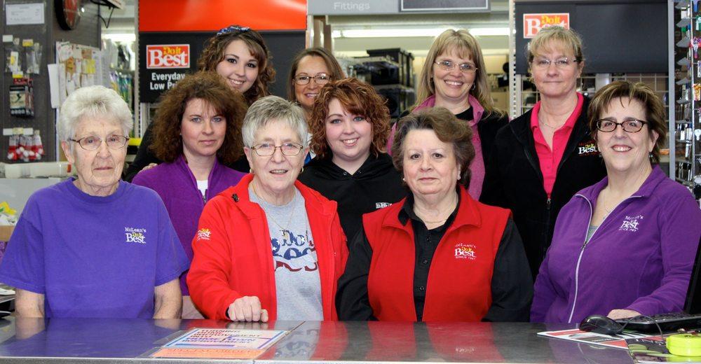 McLean's Hardware-Home Center: 109 Oak St, Kalkaska, MI