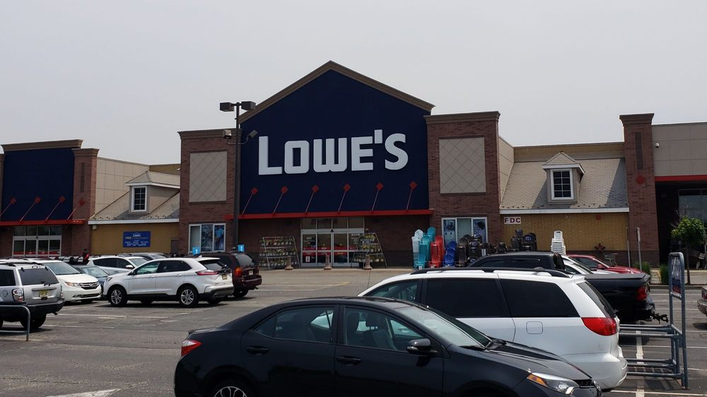 Lowe's Home Improvement: 400 Bayonne Crossing Way, Bayonne, NJ