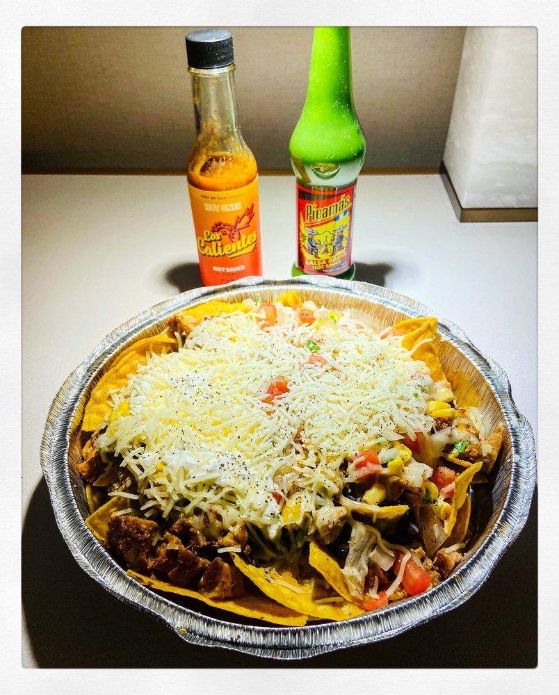 Tijuana Burrito Grill: 66 Broadway, Newport, RI