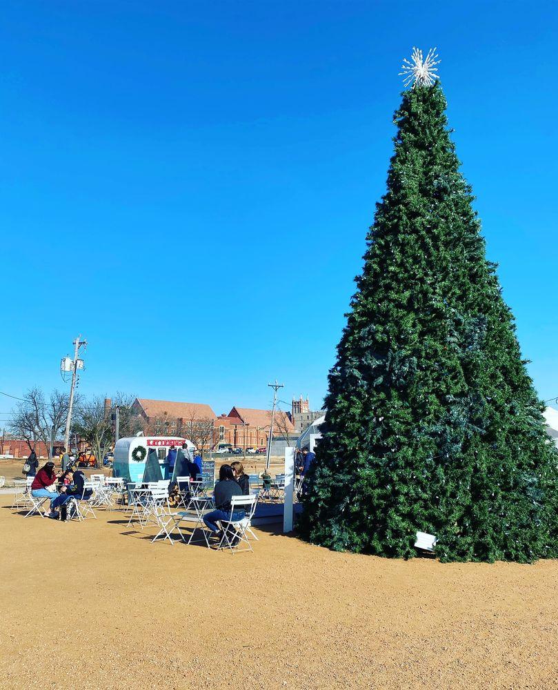 Holiday Pop-Up Shops: 399 NW 10th St, Oklahoma City, OK