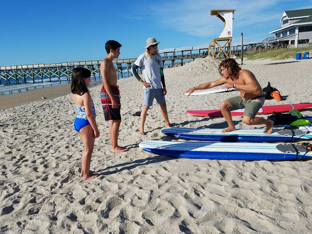 Sean's Private Surf Instruction