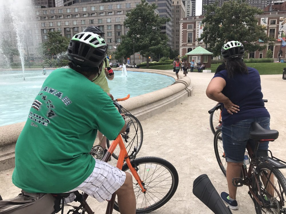 Philly Bike Tour