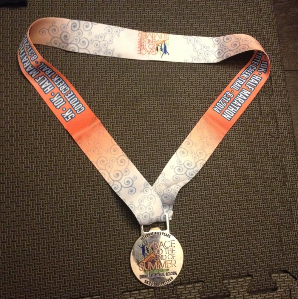 10k Photography 10kphotography: Finisher Medal For 5k And 10k Runners