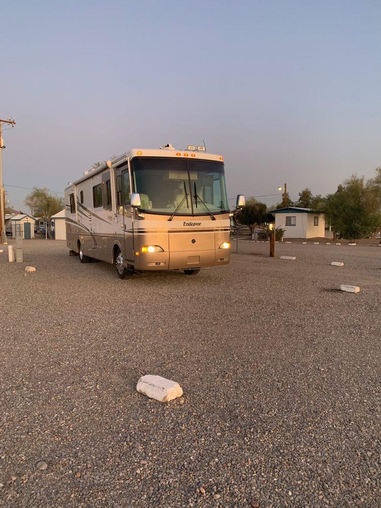 B-10 Campground: 615 W Main St, Quartzsite, AZ