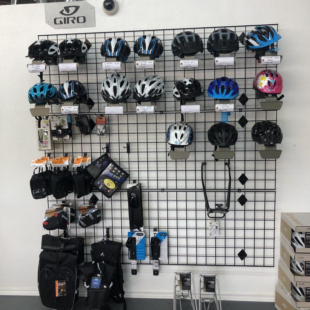 Bike Shop: 2111 E Arapaho Rd, Richardson, TX