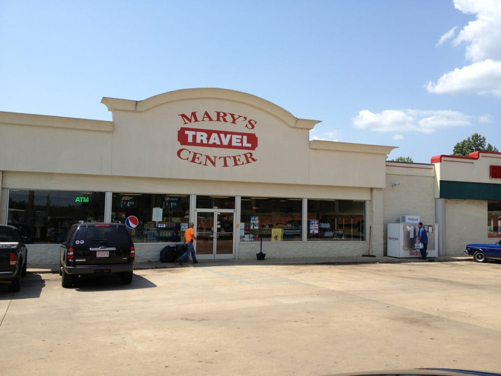 Mary's Travel Center: 10902 Covered Bridge Rd, Brookwood, AL