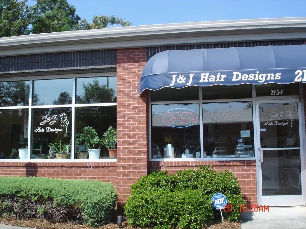 J j hair designs hair salons 2115 s main st wake for A q nail salon wake forest nc